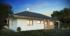 Nízkoenergetický rodinný dům na klíč Dream / Přední pohled