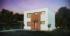 Nízkoenergetický rodinný dům na klíč Symphony / Přední pohled