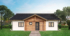Nízkoenergetický rodinný dům na klíč Grace / Přední pohled