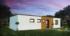 Nízkoenergetický rodinný dům na klíč Laguna / Přední pohled