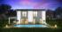 Nízkoenergetický rodinný dům na klíč Family / Zadní pohled