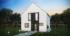 Nízkoenergetický rodinný dům na klíč Exclusive / Přední pohled