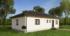 Nízkoenergetický rodinný dům na klíč Dream Plus / Přední pohled